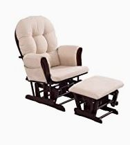 Best Reclining Glider For Nursery.